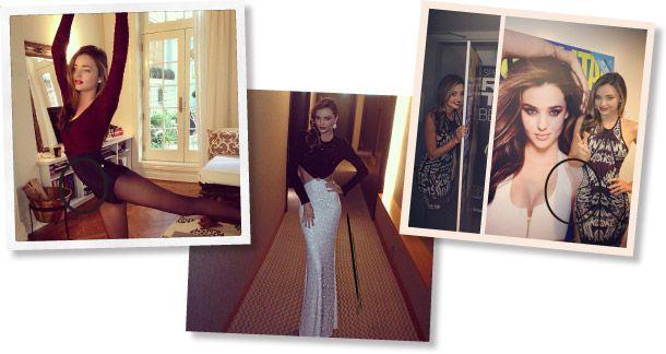Miranda Kerr instagram : Amayzine.com Miranda Kerr Instagram
